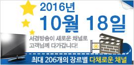 2016 채널 정기개편